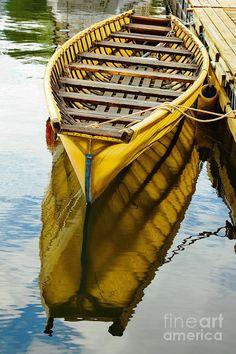 Wooden Boat, Tom Cheatham