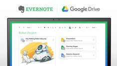 Evernote and Google Drive Deliver a Smarter Way to Work