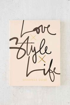 Love Style Life By G