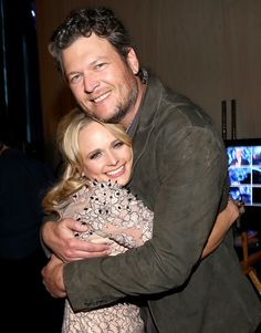 Blake Shelton and Miranda Lambert have been together for nearly a decade and they still keep the PDA coming! Check out all their cute couple moments.