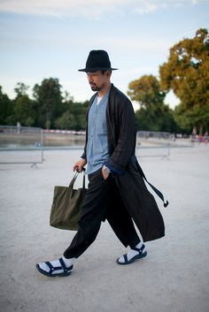 They Are Wearing: Paris Men's Fashion Week
