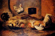 Frans Snyders - The Henhouse | por irinaraquel