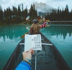 Adventures with YOU make my soul happy...