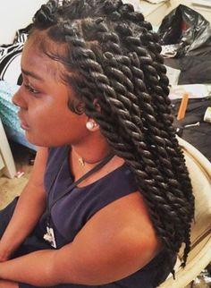 "curlsbraidsandafros: "" Curls Braids & Afros """