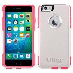 OtterBox iPhone Plus Case Commuter - Neon Rose, Pink Apple Iphone 6s Plus, Neon Rose, Rose Online, Pink Plastic, Cool Gear, 6s Plus Case, Cute Cases, Iphone 7, Samsung Galaxy