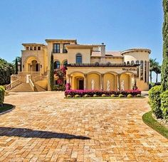 Billionaire David Koch's Mansion In Palm Beach, FL