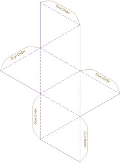 Octahedron  Model Template
