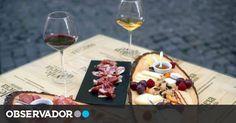 Aqui não precisa de saca-rolhas. Onde beber vinho a copo em Lisboa e no Porto – Observador