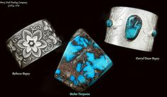 It is getting hard to find. This is at Perry Null my favorite post in Gallup, NM Native American Art, Native American Jewelry, Bisbee Turquoise, Southwestern Jewelry, Art Market, Turquoise Bracelet, Jewelry Design, My Favorite Things, Rings