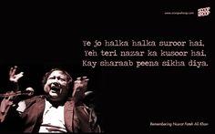 15 Nusrat Fateh Ali Khan Qawwalis That Are Sure To Give You Goosebumps