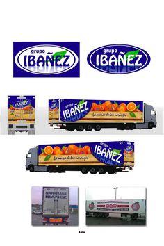 Imagen rediseñada y Camión diseñado por Mónica Carballido. A Coruña comodesees.es