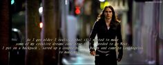 #MARSquotes: Jared Leto in Thirty Seconds to Mars' City of Angels short-film.
