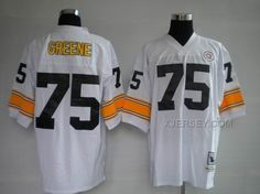 http://www.xjersey.com/pittsburgh-steelers-75-joe-greene-white-throwback-jerseys.html Only$34.00 PITTSBURGH STEELERS 75 JOE GREENE WHITE THROWBACK JERSEYS Free Shipping!