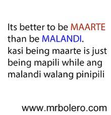 Tagalog Jokes - Best Funny Tagalog Jokes The best funny tagalog jokes, pinoy jokes, juan jokes tagalog, joke time pinoy, joke quotes tagalog Tagalog Quotes Patama, Bisaya Quotes, Tagalog Quotes Hugot Funny, Quotes Thoughts, Quotable Quotes, Smile Quotes, Deep Thoughts, Filipino Quotes, Pinoy Quotes