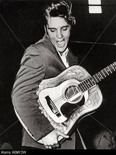 Never Be Too Old To Love Elvis Presley & his Music...
