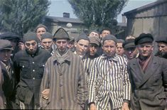 Heart Wrenching Color Photos of the Liberation of Dachau - https://www.thevintagenews.com/2015/10/27/these-heart-wrenching-color-photos-shows-the-daily-life-in-the-first-nazi-concentration-camp-1933/