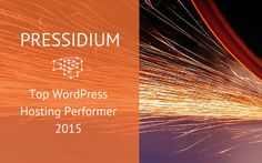 We're proud to announce that Pressidium has been tested by Review Signal and has been included in 2015's top WordPress Hosting Performance benchmark.