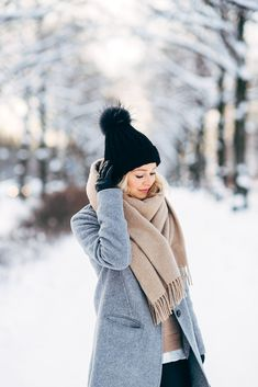 perfect layers for winter; love the color combo's here
