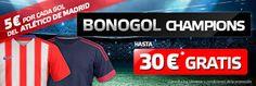 el forero jrvm y todos los bonos de deportes: suertia bono 30 euros Atlético vs Bayern Munich ch...
