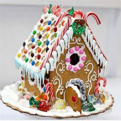BILDEXTRA! Finaste pepparkakshusen! | Leva & bo | Expressen
