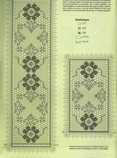 Kira crochet: Crocheted scheme no. 536