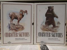 Volume I II of Character Sketches From The Pages Of Scripture, Free Shipping