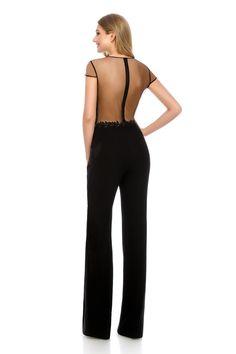 ⟡⟡⟡ Shine bright like a diamond ⟡⟡⟡ OLIMPIA jumpsuit by Athena Philip >>> www. Glamorous Evening Dresses, Luxury Dress, Shinee, Jumpsuit, Glamour, Bright, Elegant, Diamond