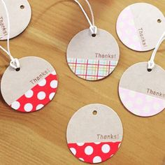 Eid Crafts, Diy And Crafts, Dyi, Present Wrapping, Washi Tape, Gift Tags, Paper Art, Washer Necklace, Wraps