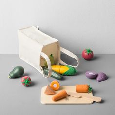 Wooden Vegetable Toy Set - Hearth & Hand™ with Magnolia : Target