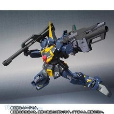 ROBOT SPIRITS SIDE MS Ka Signature BARZAM CUSTOM Figure Gundam Sentinel BANDAI