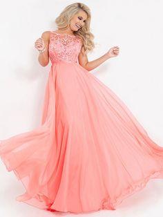 efdbb753b377 Kaufen A-Linie Princess-Stil Bateau-Ausschnitt Ärmellos Chiffon  Perlenstickerei Kleider in Cocktailkleider - Kleider für besondere Anlässe  unter fairyin.de ...