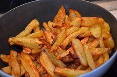 frites maison au four Bread Recipes, Keto Recipes, Cooking Recipes, Healthy Recipes, Breakfast Recipes, Dinner Recipes, Food Porn, Recipe Of The Day, Meal Prep