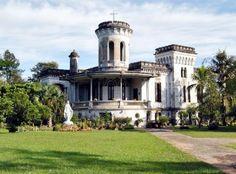 Castillo Carlota Palmerola. Aregua. Paraguay