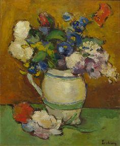 Post Impressionism, Fine Art, Art Instructions, Painter, Flower Art, Floral Art, Painting, Still Life Flowers, Art