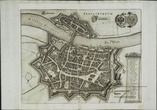 Francofvrtvm ; Kartenmaterial ; M. Merian fecit ;