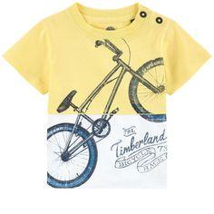 Timberland - Bike T-shirt en coton bio