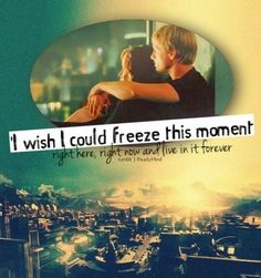 how sweet in the book i wanted to read it forever <3#team peeta<3