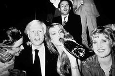 Learn to Throw an Awesome Party #Andy Warhol #celebrity