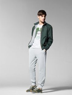 Spring/Summer 2013 United Colors of Benetton Man collection.""