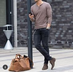 Men's Fall Style Inspiration Album | Primer