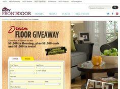 Lumber Liquidators Dream Floor Giveaway
