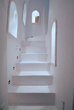going up... Tsitouras greece greek interior design