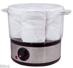 FANTA SEA #TW-37 Salon Spa Massage-Facials Portable Hot Towel Steamer Warmer