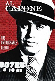 Al Capone: The Untouchable Legend, DVD