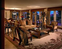 Luxury Homes, Luxury Interior Design: Luxury Interior Design In Rich Jewel Tones by Perla Lichi | Luxury Pictures