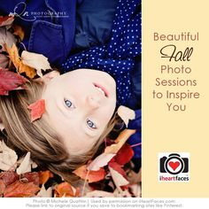 {10+ Beautiful Fall Photo Sessions to Inspire You} *lovely collection