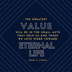 President Henry B. Eyring   67 quotes from the LDS Church's 186th Annual General Conference   Deseret News