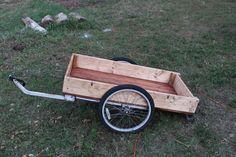 Bike Cargo Carrier #Bike, #Cart, #Recycled