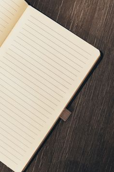Free stock photo of notebook, notes, notepad, blank
