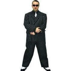 brown zoot suit costume zoot suits pinterest zoot suits and costumes - Halloween Mobster Costumes